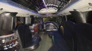 LimoVenture. Black Hummer H2 Stretch Limousine