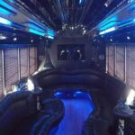 LimoVenture. Party Bus Limo Style Seating
